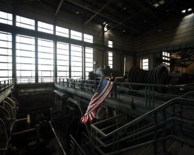 Power plant holidays